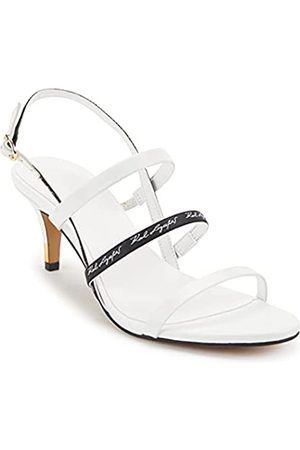 Karl Lagerfeld Paris Damen DEXTRA Sandalen mit Absatz, /