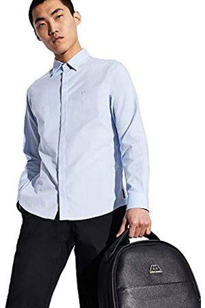 Armani Herren Oxford Cotton Businesshemd