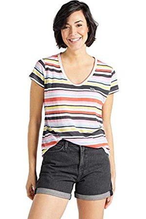 Lee Damen Scoop Neck Tee T-Shirt