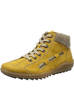 Rieker Damen Schuhe - Damen L7543 Hohe Sneaker