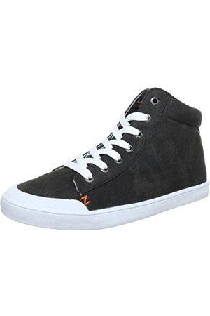 Hub Jersey-W C W12-06 C-C01-01, Damen Sneaker, (blk/wht 01)