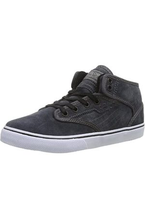 Globe Motley Mid GBMOTLEYM Unisex-Erwachsene Sneaker, (Charcoal/Snake 15169)