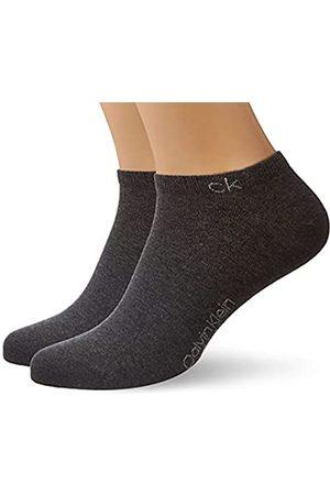 Calvin Klein Socks Mens Herren Sneakersocken ECP250G, Schwarz, 43/46 Socks