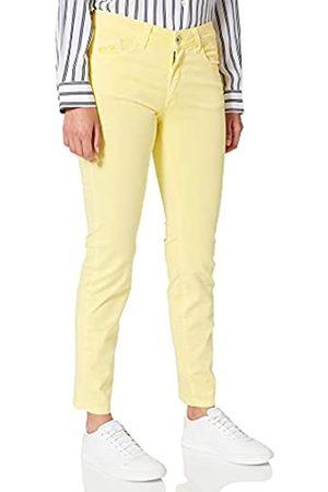 Pierre Cardin Damen Favourite Skinny 5 Pocket Flower Hose