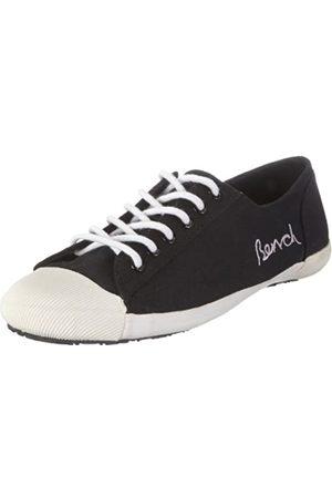 Bench Picante BLTA0148, Damen, Sneaker, (Black/White/Pink BK001-WH001-PK087)