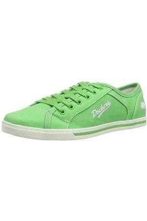 Dockers by Gerli 346060-030430 Damen Sneaker, (hellgrün)