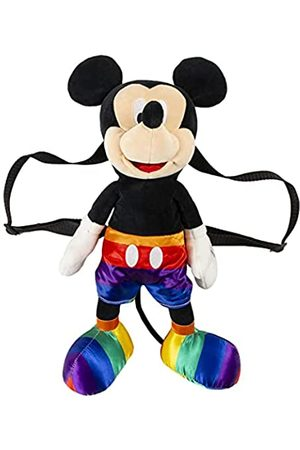 CERDÁ LIFE'S LITTLE MOMENTS Taschen - Unisex-Erwachsene 2100003377 Kuscheltier Rucksack Mickey Mouse Pride-Offizielle Disney Lizenz