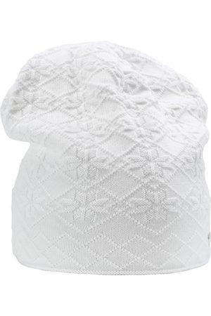 Sätila of Sweden Beanie »Anna«, mit hübschem Schneeflockenmuster