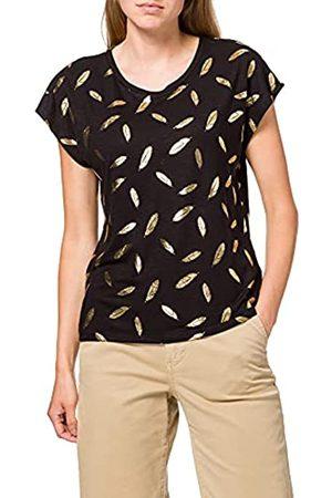 ONLY Damen ONLFEATHER SS Tshirt JRS T-Shirt