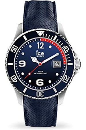 Ice-Watch ICE steel Marine -e Herrenuhr mit Silikonarmband - 015774 (Large)