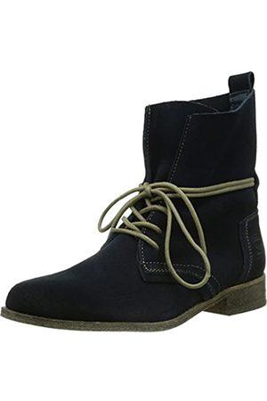 Dockers by Gerli 340021-141300, Damen Kurzschaft Mokassin Boots, (navy 300)