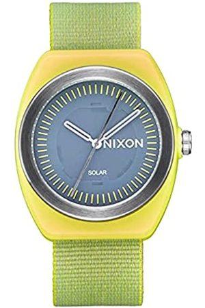 Nixon Unisex Analog Quarz Uhr mit Kunststoff Armband A13221955-00