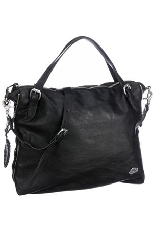 Fornarina Bags FANNY B609PS28, Damen, Shopper, (BLACK)