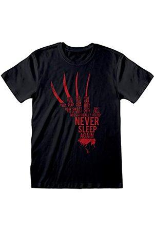 Popgear A Nightmare On Elm Street Freddy Krueger Handschuh Herren-T-Shirt 2XL