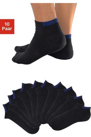 H.I.S Sneakersocken, (10 Paar), mit verstärkten Belastungszonen
