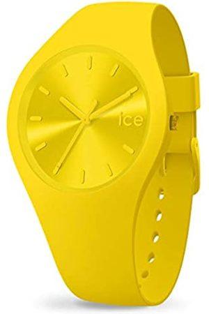 Ice-Watch ICE colour Citrus -e Herren/Unisexuhr mit Silikonarmband - 017909 (Medium)
