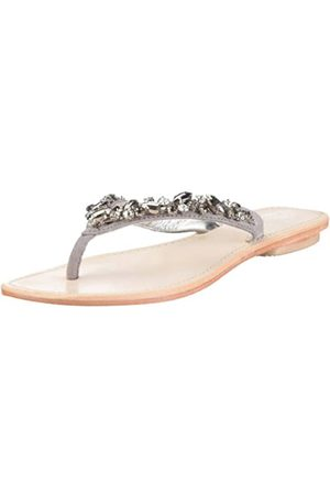 Coral Blue Fashion CBF CWR008, Damen Sandalen/Fashion-Sandalen, (Grey)