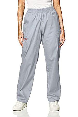 Dickies Damen Hosen & Jeans - Damen-Skrubs-Hose mit elastischer Taille - - Large Zierlich