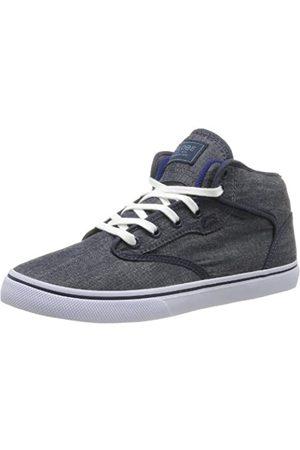 Globe Motley Mid GBMOTLEYM Unisex-Erwachsene Sneaker, (Blue Chambray 13094)
