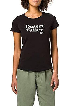 Garcia Damen D10001 T-Shirt, Black