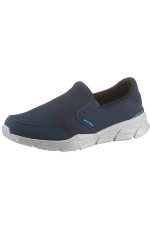 Skechers Slip-On Sneaker »Equalizer«, mit Air Cooled Memory Foam Ausstattung