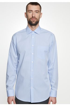 Seidensticker Businesshemd »Regular«, Regular Langarm Kentkragen Karo