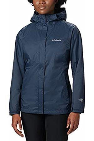 Columbia Damen Arcadia Ii Plus Size Jacket Regenjacke, Navy
