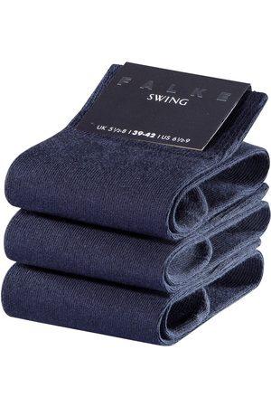 Falke Freizeitsocken »Swing«, (3 Paar), aus softer Baumwollqualität