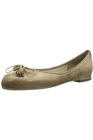 Pantofola d'Oro Pantofola D´ORO Ballerina Laccio BL120-D Damen Ballerinas, (Pietra 192)
