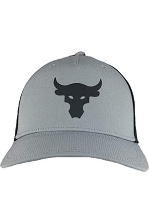 Under Armour Project Rock Bull Gray Adjustable Cap