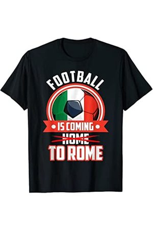 Italien, Italien 2021 Fußball Italienische Flagge Europameister 2021 Fußball Italien T-Shirt