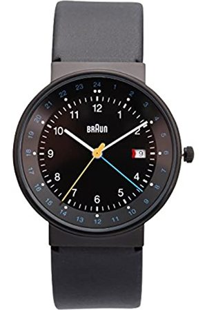 von Braun Unisex-Armbanduhr BN0142BKBKG Analog Quarz Leder 66557