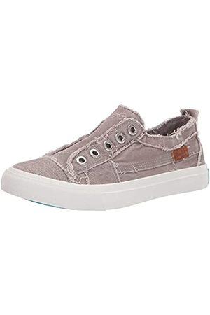 Blowfish Damen Play Sneaker, Gerauchte Leinwand, Desert Lilac