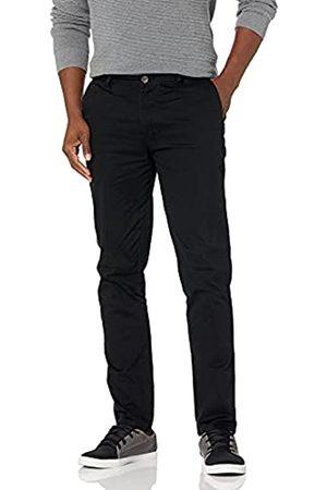 Goodthreads Amazon-Marke: Herrenhose, sportliche Passform, knitterfrei, Chino Stil, Grey