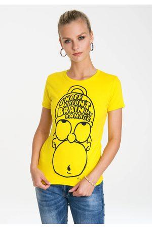 LOGOSHIRT T-Shirt »Homer«, mit lizenziertem Originaldesign