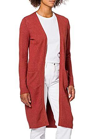 VILA Clothes Damen VIRIL Long L/S Knit Cardigan-NOOS Strickjacke