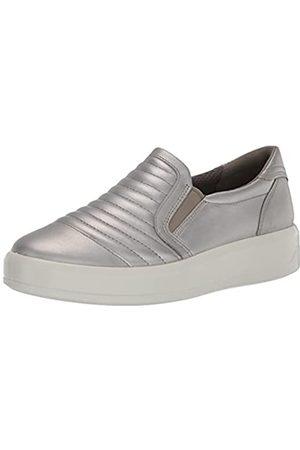 Ecco Damen Sneakers - Damen Soft 9 II Slip On Sneaker