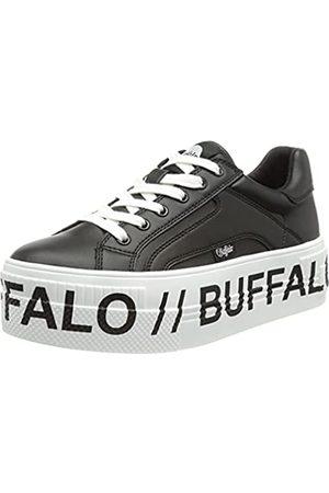 Buffalo Damen PAIRED Sneaker, Black