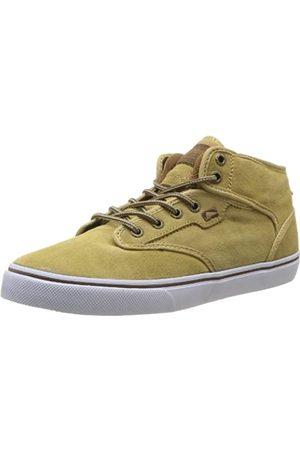 Globe Motley Mid GBMOTLEYM Unisex-Erwachsene Sneaker, (sand 16018)