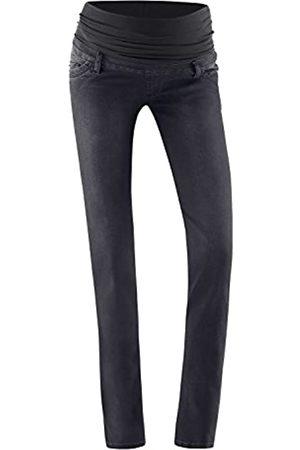 bellybutton Maternity Damen Maya - Hose Jeans-Slim Leg Umstandsjeans 