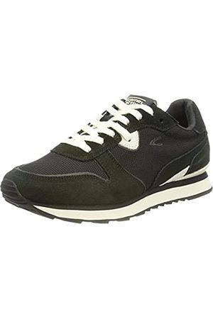 camel active Damen Fog Sneaker, Black