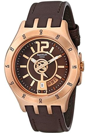 Swatch Herren-Armbanduhr In A Warm Mode YTG400
