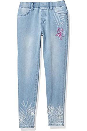 Desigual Girls Denim_OPALO Casual Pants, Blue