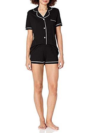 Cosabella Damen Bella Short Sleeve Top & Boxer Pajama Set Pyjamaset