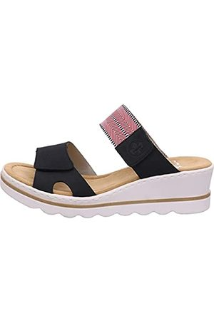 Rieker Damen 67490 Sandale