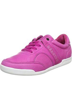 Gaastra Selvagee Deluxe 66111231, Damen Sneaker, Pink (Fuchsia)