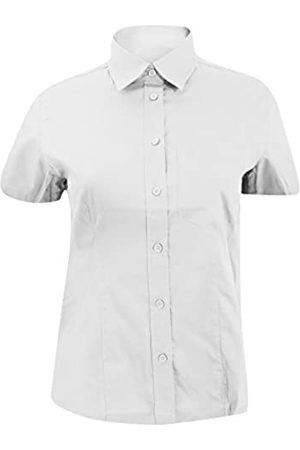 Kustom Damen Corporate Pocket Oxford Shirt Hemd