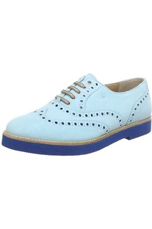 Fratelli Rossetti 74610/73612-36007, Damen Fashion Sneakers, (Cedar Azzurro 73612)
