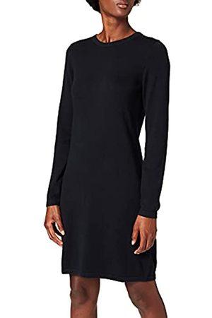 Esprit Damen Essential Strick Kleid