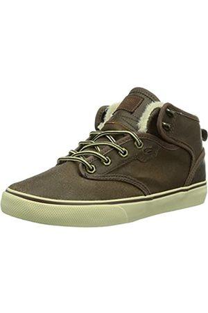 Globe Motley Mid, Unisex-Erwachsene Hohe Sneakers - (toffee/ash fur 16231)